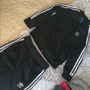 Authentic Adidas Toddler Tracksuit